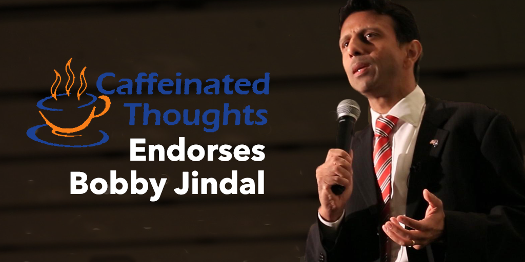 We Endorse Louisiana Governor Bobby Jindal for President
